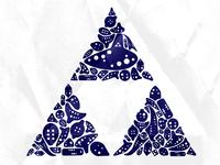 Ocarina Trifroce Logo