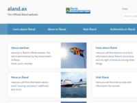 aland.ax - The Official Åland Website