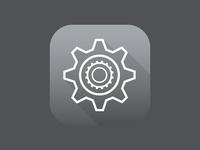 CareCloud App Icon - Settings