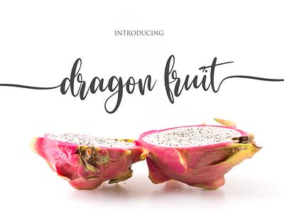 dragon fruit illustrator illustration animation vector typography lettering icon font design branding
