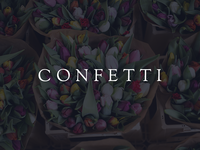 Confetti - Wedding WordPress Theme