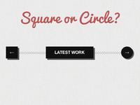 Square or Circle?