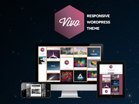 NEW: Vivo WordPress Theme
