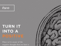 Macro Shot: Train Your Brain for Positivity