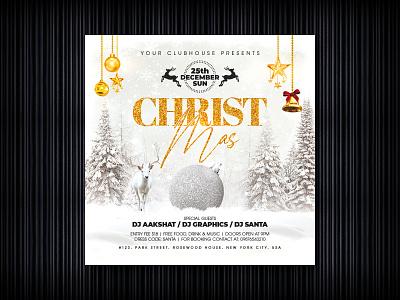 Christmas Flyer flyer design flyer club flyer new years eve new year xmas card xmas party xmas flyer xmas christmas eve christmas card christmas tree christmas flyer christmas party merrychristmas merry xmas merry christmas christmas