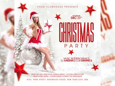 Christmas Flyer flyer template flyer design flyer club flyer xmas party xmas flyer xmas card xmas christmas flyer christmas party christmas tree christmas card merry merry xmas merrychristmas merry christmas christmas