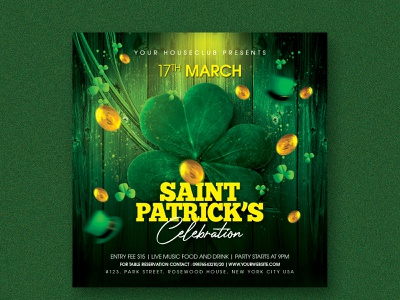 Saint Patrick Day Flyer club flyer design club flyer flyer saint patricks day flyer saint patrick day flyer st patrick day st patricks day st patricks st patrick saint patrick day patricks patricks day saint patricks day saint patricks saint patrick saint patrick