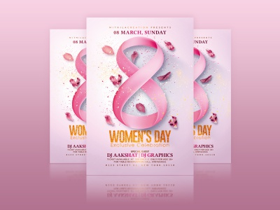 Women's Day Flyer flyer template flyer design flyer instagram club flyer womens day flyer march 8 8march womensday womens day women day womens women womanday womans day woman day womans woman