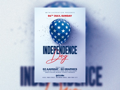 4th Of July design flyer template club party club flyer summer spring flyer design flyer american flag american america usa 4th of july flyer 4th of july party july 4thjuly 4thofjuly 4th july 4th of july