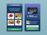 Carrot Rewards mobile app