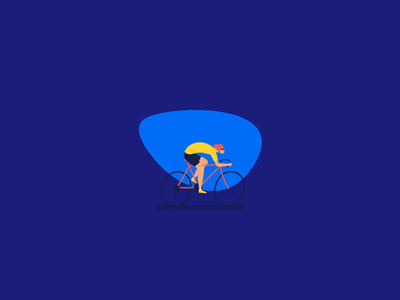 Tour de France Animation