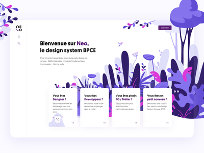 Design System Rebranding ux web logo branding interface illustration idean ui user interface design