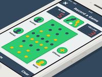 Foos App – Record a Game