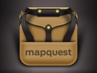 MapQuest Travel Blogs Icon
