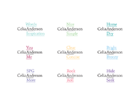 Celia anderson 4