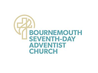 Bournemouth Seventh-Day Adventist Church church logo design seventh day adventist bournemouth england cross flame trinity