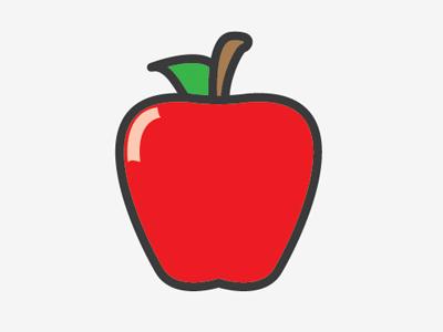 Apple Crac apple cragum fruit