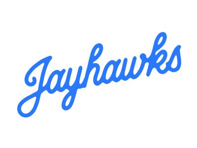 Kansas Jayhawks Script