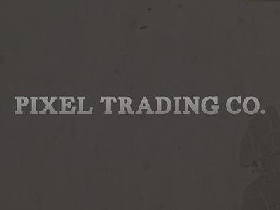 Pixel Trading Company carton font game pixel company trading