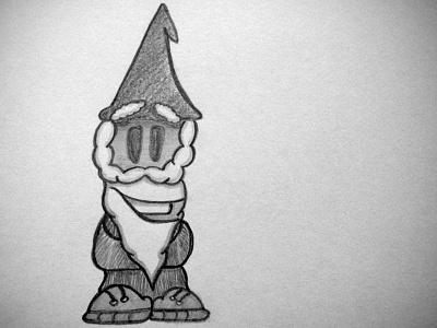 Wizard Sketch wizard sketch concept trading card game