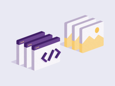 Isometric Icon