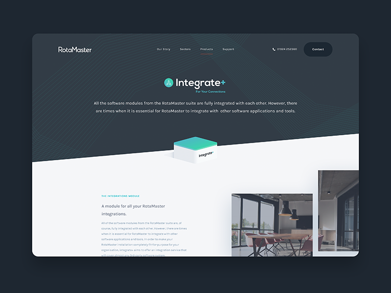 Product Page Module Header web ux ui text style interface flat field design dashboard colour clean