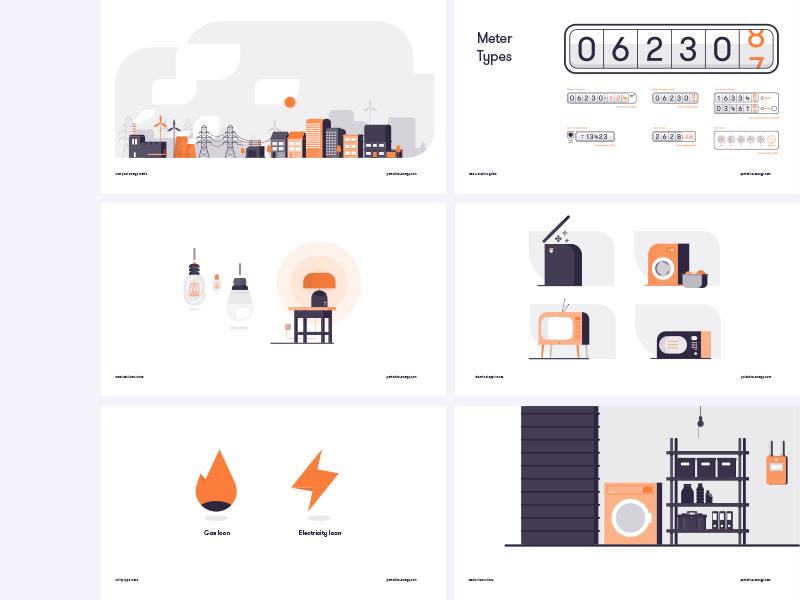 Utility Illustrations Pt.2
