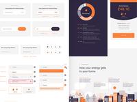 Energy Company Styleguide