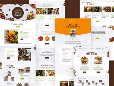 Food Brand UI