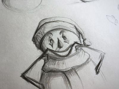 Snowman joker
