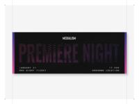 Premiere Night Event Ticket #2
