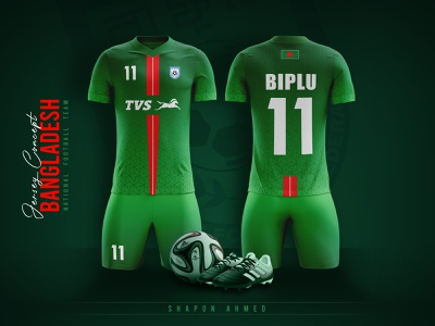 Bd Football Team Jersey Design Designs Themes Templates And Downloadable Graphic Elements On Dribbble