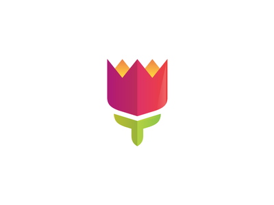 Doare logo doare logo crowdfunding icon branding flower corporate identity