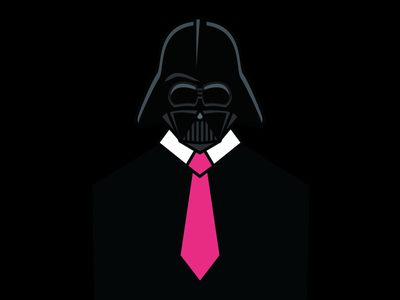 """""""Another TIE, Luke?"""" illustration star wars day may the 4th fathers day luke skywalker star wars darth vader tie"""
