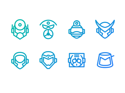 Mega minimal iconset 2