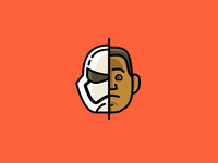 The Force Awakens: Finn icon
