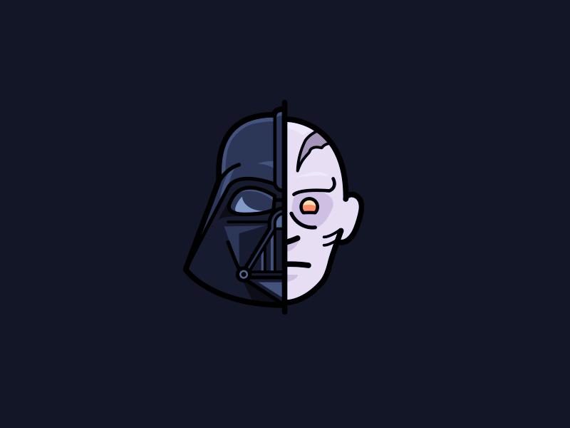 Revenge of the Sith: Darth Vader icon darth vader anakin skywalker star wars revenge of the sith helmet sith jedi movie icons icon
