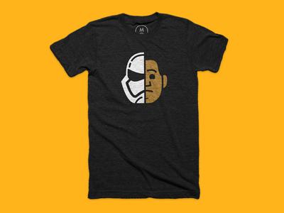 Finn t-shirt available at Cotton Bureau!