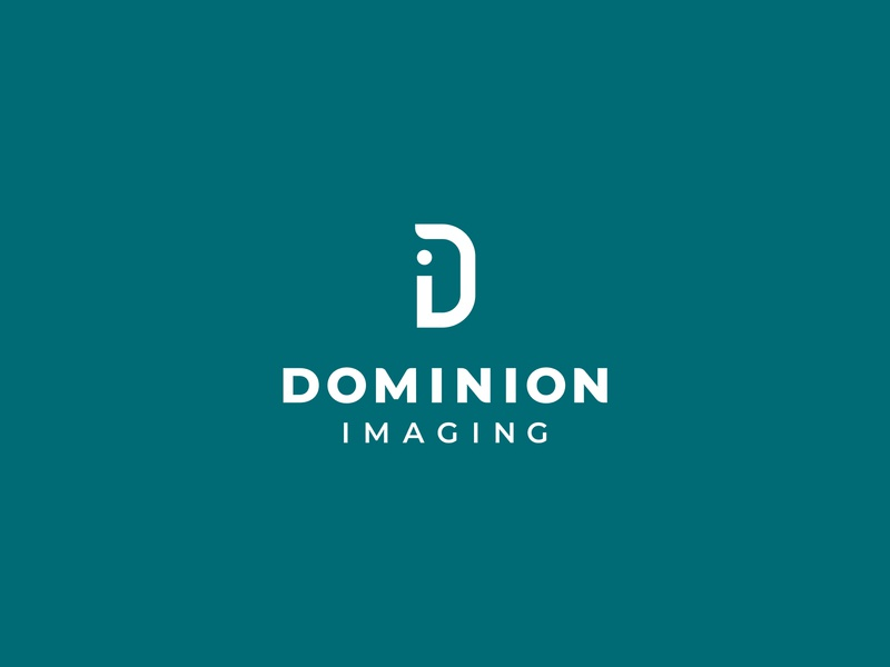 Dominion Imaging: logo design