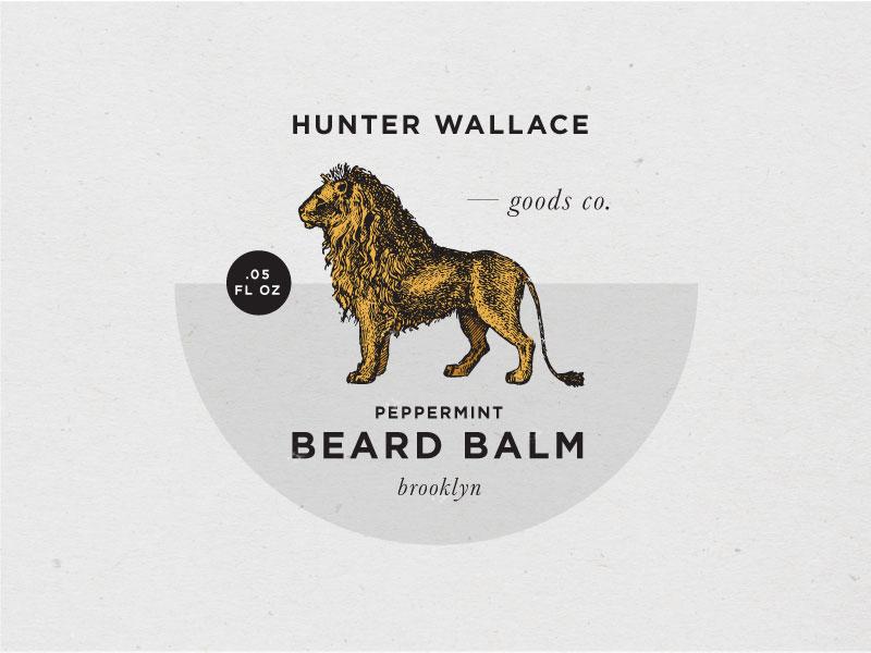 Beard Balm beard balm beard lion
