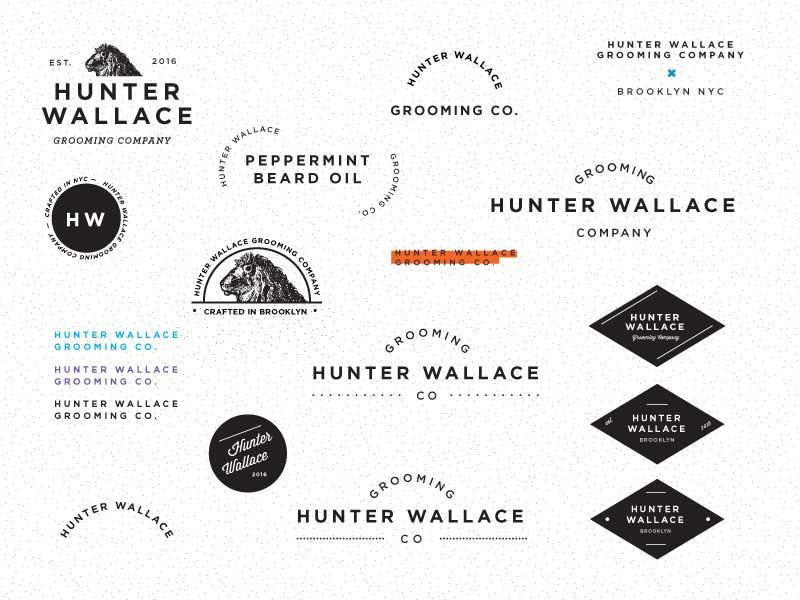 More Hunter Wallace Stuff logo