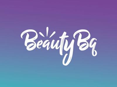 Beauty Bq logo branding marca diseño