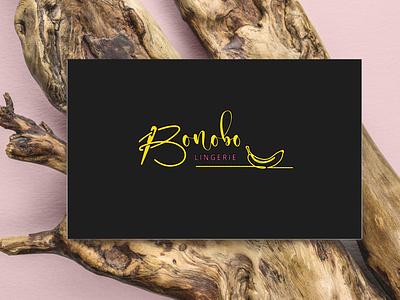 Diseño de logo Bonobo branding logo graphic design