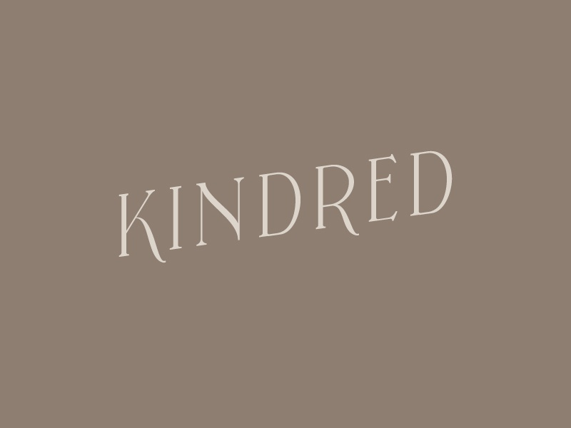 Kindred logo kindred