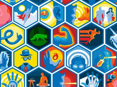 Super Me Icons