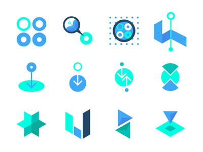 Sometimes you make things that don't get used. icons