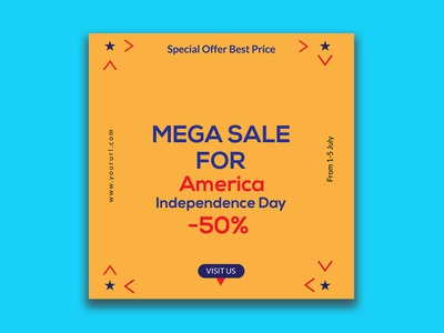 Sale post web banner template design e-commerce discount commercial banners banner ads adwords advertising advertisement advert ads ad banners ad