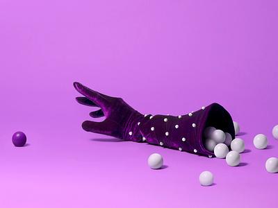 Adobe Live Photo Composite 2 photoshoot gloves design adobe composite  image photoshop