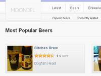 Moondel - Popular Beers
