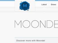 New mark for Moondel